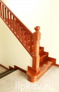 Разнообразие деревянных лестниц