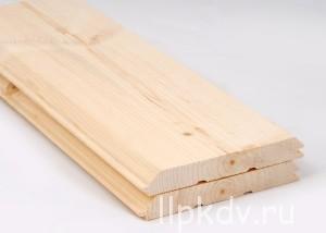 Деревянная вагонка – популярный строительный материал